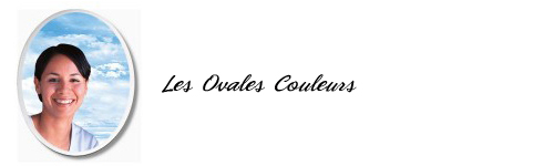 Ovales Couleurs