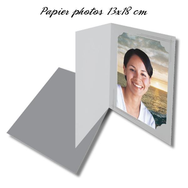 Papier photo 13x18