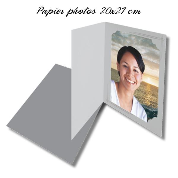 Papier photo 20x27